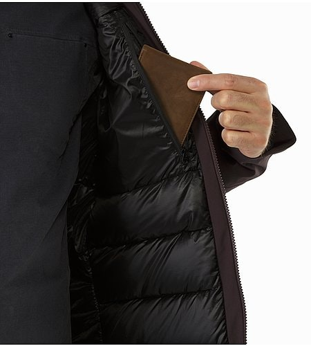 Camosun Parka Katalox Internal Pocket
