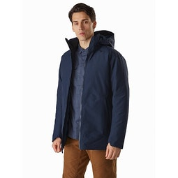 Camosun Parka Megacosm Front View