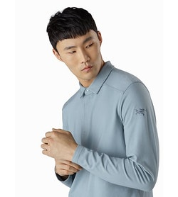 Captive Polo Shirt LS Robotica Collar