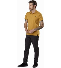 Captive Polo Shirt SS Ore Full Body
