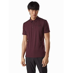 Captive Polo Shirt SS Ultima Front View