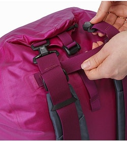Carrier Duffle 40 Lt Chandra Straps Removed