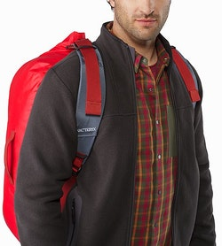Carrier Duffle 55 Cardinal Shoulder Straps