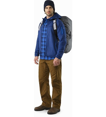 Carrier Duffle 80 Pilot Vue de face