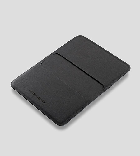 Casing Card Wallet Black 3 4