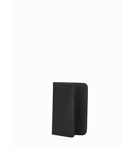 Casing Card Wallet Black Folded