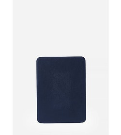 Casing Card Wallet Navy Back