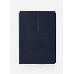 Casing Passport Wallet Dark Navy Back