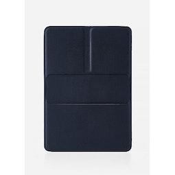 Casing Passport Wallet Dark Navy Front