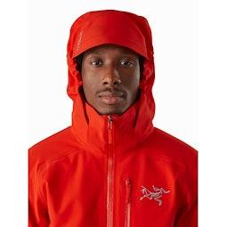 Cassiar Jacket Dynasty Hood Up