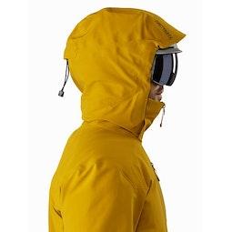 Cassiar Jacket Midnight Sun Helmet Compatible Hood