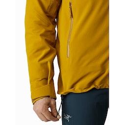 Cassiar Jacket Midnight Sun Hem Adjuster