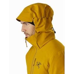 Cassiar Jacket Midnight Sun Hood