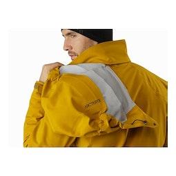 Cassiar Jacket Midnight Sun Removable Hood