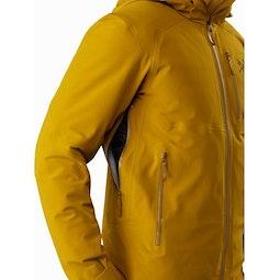 Cassiar Jacket Midnight Sun Side Vent