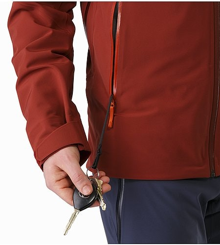Cassiar Jacket Pompeii Key Clip