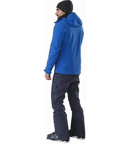 Cassiar Jacket Stellar Rückansicht