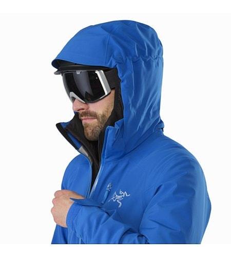 Cassiar Jacket Stellar Helmtaugliche Kapuze