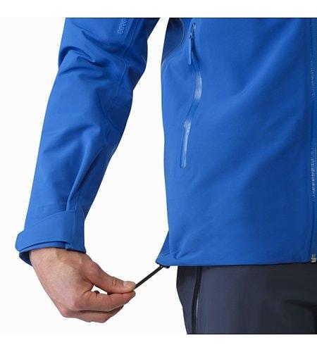 Cassiar Jacket Stellar Saumanpassung