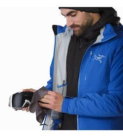 Cassiar Jacket Stellar Internal Dump Pocket