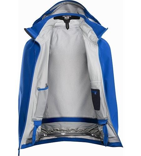 Cassiar Jacket Stellar Innenansicht
