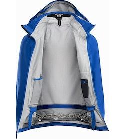 Cassiar Jacket Stellar Internal View