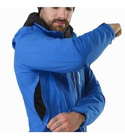Cassiar Jacket Stellar Pit Zip