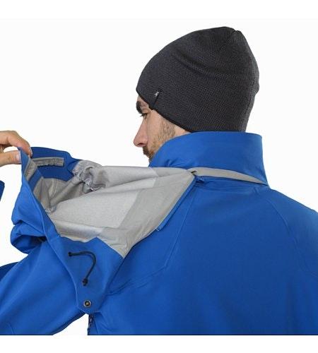 Cassiar Jacket Stellar Abnehmbare Kapuze