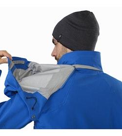 Cassiar Jacket Stellar Removable Hood