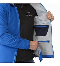 Cassiar Jacket Stellar Removable Powder Skirt