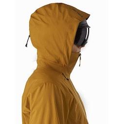 Cassiar LT Jacket Yukon Hlemet Compatible Hood