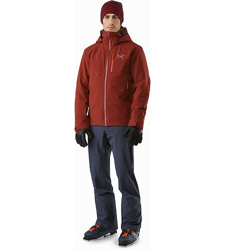 Cassiar Pant Nighthawk Outfit