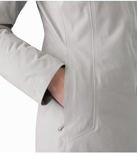 Centrale Parka Women's Fawn Hand Pocket