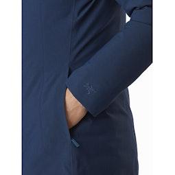 Centrale Parka Women's Megacosm Hand Pocket