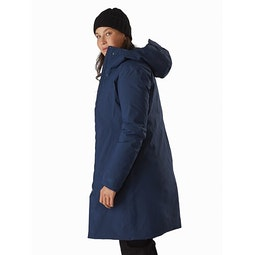 Centrale Parka Women's Megacosm Side View