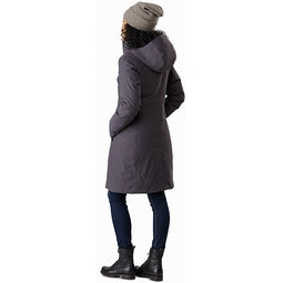Centrale Parka Women's Whiskey Jack Back View