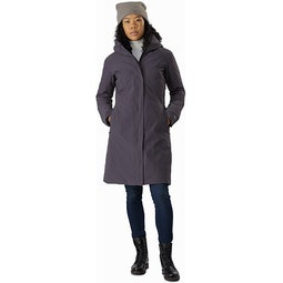Centrale Parka Women's Whiskey Jack Front View