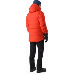 Ceres SV Parka Magma Back View