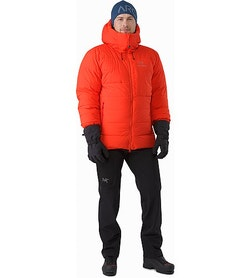 Ceres SV Parka Magma Front View