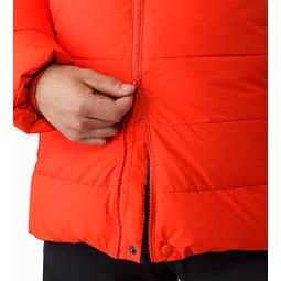 Ceres SV Parka Magma Front Zipper