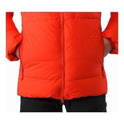Ceres SV Parka Magma Hand Pockets
