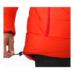 Ceres SV Parka Magma Hem Adjuster