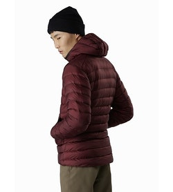 Cerium LT Hoody Flux Back View