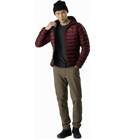 Cerium LT Hoody Flux Full Body Open