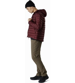 Cerium LT Hoody Flux Full Body Side
