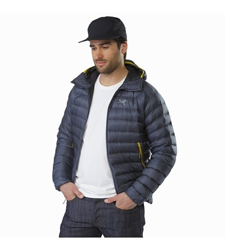 Cerium LT Hoody Neptune Outfit 1