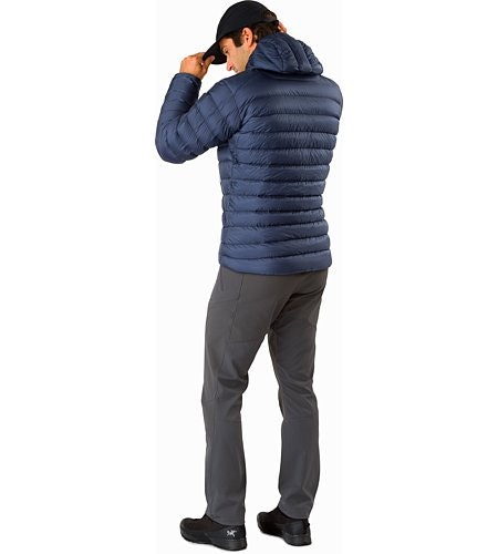 Cerium LT Hoody Neurostorm Back View