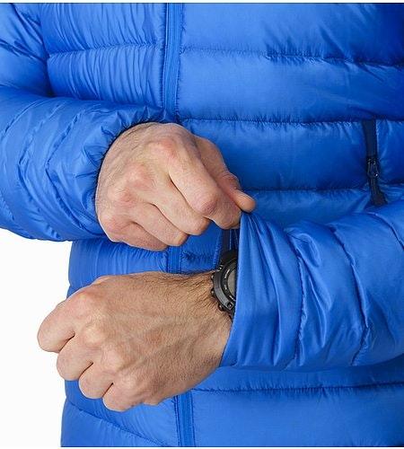 Cerium LT Hoody Rigel Elasticized Cuffs