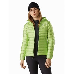 Cerium LT Hoody Women's Bioprism Front View v1