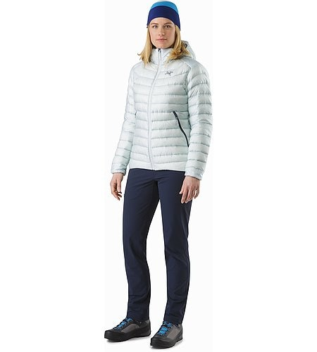 Cerium LT Hoody Women's Dew Drop Front View 2